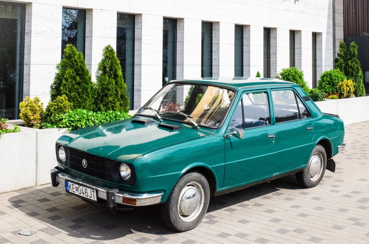 Škoda 120 1979